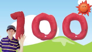 Counting To 100 by 1s | Counting Numbers | Children, Preschool, Core Curriculum