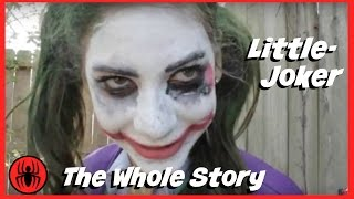 The Whole Story: Little Heroes Joker w/ Spiderman, Batman, Paul Fun in Real Life Comic SuperHeroKids