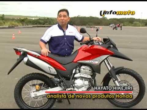 INFOMOTO Hot News - Lançamentos Honda 2010 - CB 300R. XRE 300 e Lead 110