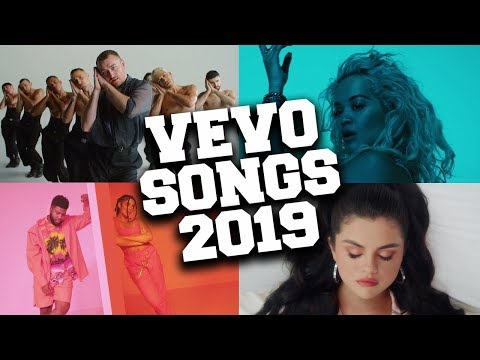 Top 50 VEVO Songs - September 2019