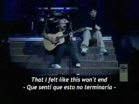 Staind - Outside - Español