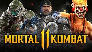 MORTAL KOMBAT 11 - Will Console Exclusive Guest Characters RETURN?