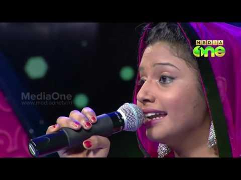Pathinalam Ravu Season3 Shahaja singing 'Aararum manasil ninnorikkalum  'Episode 48