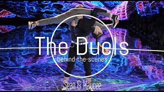 Sean & Kaycee l Behind-The-Scenes l NBC World Of Dance: The Duels #SeanAndKaycee #NBCWorldOfDance