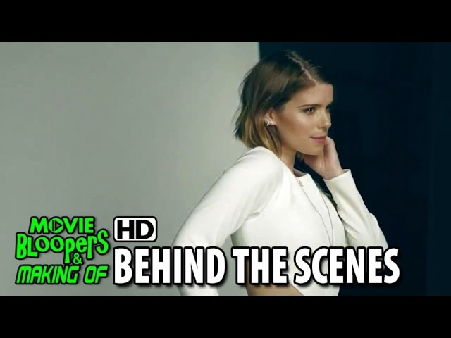 Fantastic Four (2015) Behind the Scenes - Photo Shoot