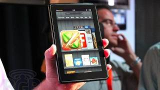 Amazon Kindle Fire_ First Look