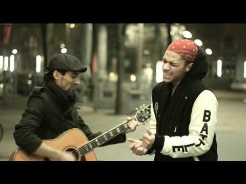 Bluey Robinson - Singing Stevie Wonder 'All I Do' - (Acoustic Street Session)