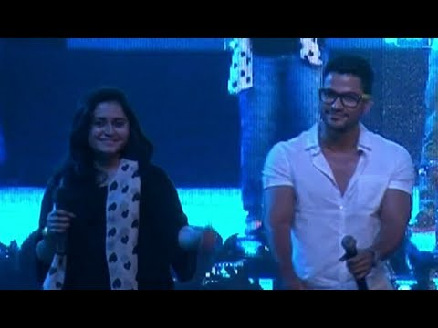 Kunal Khemu & Sachin - Jigar Promoting 'Go Goa Gone' At DY Patil College