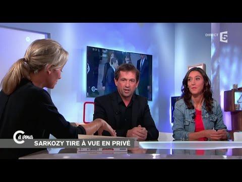 Sarkozy-Hollande, l'origine du conflit - C à vous - 05/11/2014
