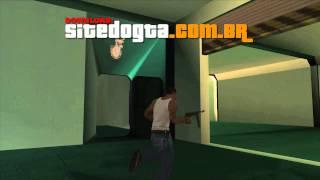 Mod do porta-aviões para GTA San Andreas