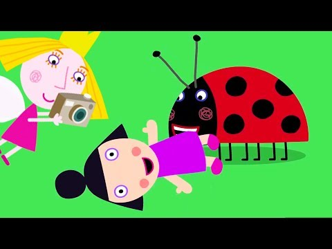 Ben and Holly's Little Kingdom 🌟New Dolly for Daisy and Poppy   Cartoons for Kids