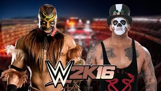 The Boogeyman vs Papa Shango