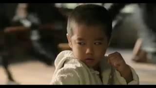 Great Martial Arts skills from Vietnamese boy movie star