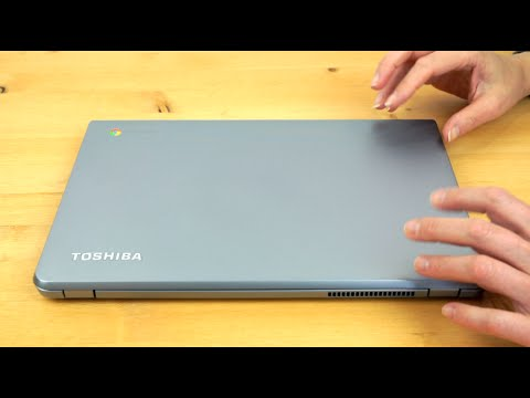 Toshiba Chromebook 2 Review