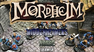 #TBT Mordheim: City of the Damned - Norse vs. Middenheimers