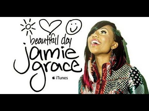 It's A Beautiful Day - Jamie Grace (with Lyrics) video