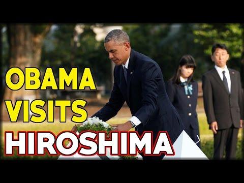 President Obama Visits Hiroshima, Japan