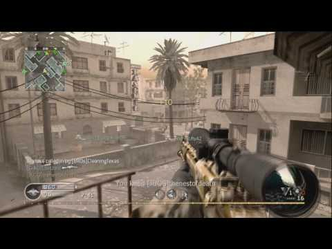 Call Of Duty 4: Team DeathMatch #9 [HD]