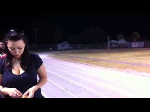 Adams Middle School Track Meet