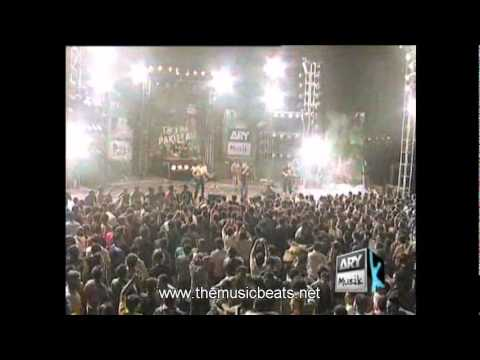 EP Bolo Bolo Live in Rock on Pakistan Event Karachi 13 Aug 09...