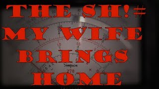 The Sh!# My Wife Brings Home -Simpson 270 Series 5 Multimeter #5