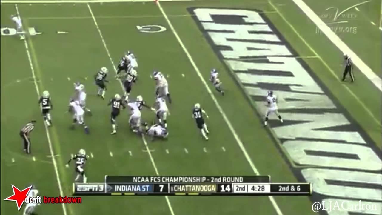 Davis Tull vs Indiana State (2014)