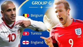 Tunisia vs England Prediction | 2018 FIFA World Cup Match Previews