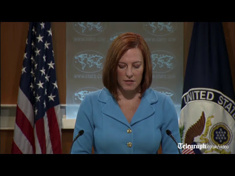 White House response to Isil video showing the beheading of Steven Sotloff