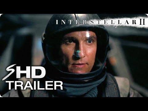 INTERSTELLAR 2 Teaser Trailer Concept (2019) Matthew McConaughey, Christopher Nolan Sci-Fi Movie