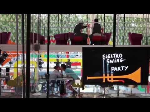 Electro Swing Party @L'Atelier Renault - 2014/06/21