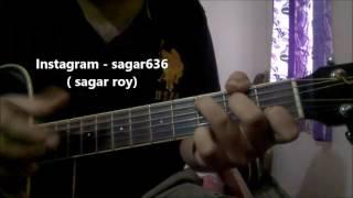 Kabhi Yaadon Mein Guitar Chords Lesson | Arijit Singh, Palak Muchhal