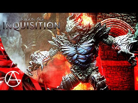 Обзор Dragon Age Inquisition Trespasser