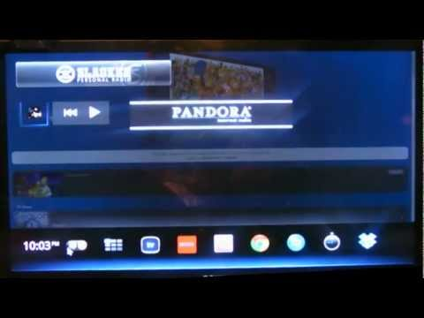 Free Network TV shows on Google TV w/o cable tv service!