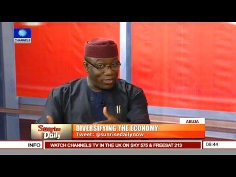 Kayode Fayemi Speaks On Diversifying The Economy Pt. 1