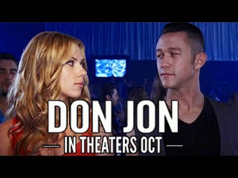 Don Jon Official Trailer & Review
