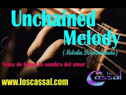 Ghost The Shadow of Love - Unchained Melody - La Sombra del Amor -  Melodia Desencadenada