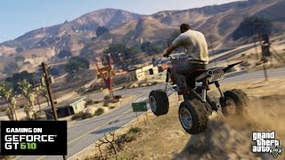 GTA 5 On Geforce GT610 And Dual Core!