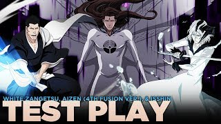 Bleach Brave Souls! Will & Resolve Summons! White Zangetsu, Butterfly Aizen, and Isshin Gameplay!