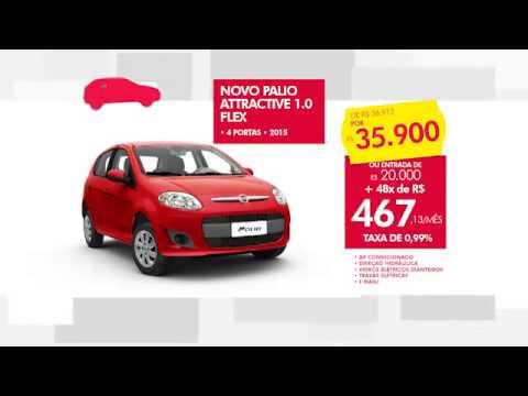 Na Fiat Comauto você sempre paga menos
