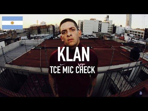 Klan - Untitled  [ TCE Mic Check ] #1