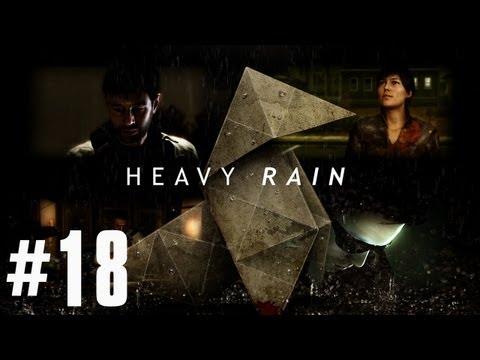 Pause Plays: Heavy Rain - EP18
