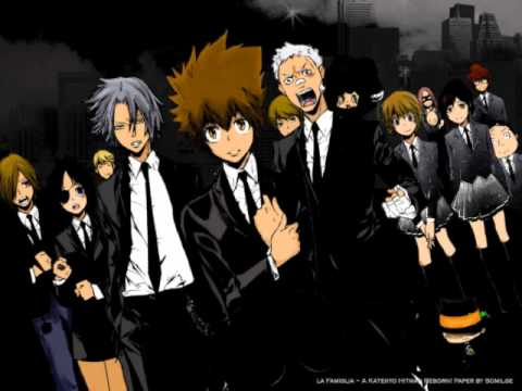 Katekyo Hitman Reborn¡ Opening 6 (full) video