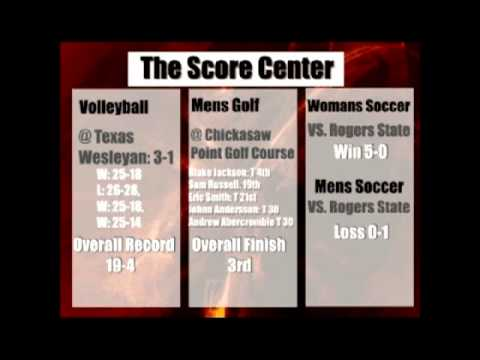 SNU News Channel HD - Sports Segment (October 7th, 2011)