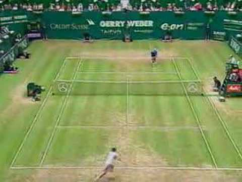 2006GarryWeberOpen QF Video
