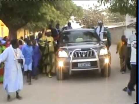 Officiel Ziara de Thierno Djiby Ba en Fevrier 2009 part1