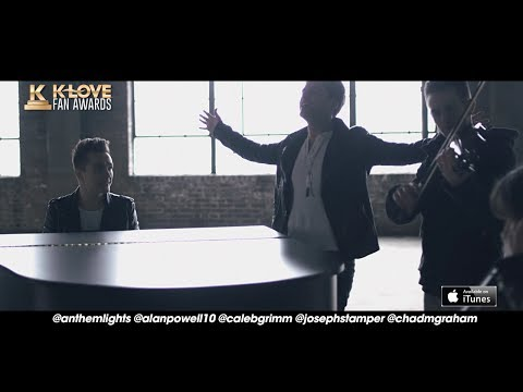 Anthem Lights - 2015 K-love Fan Awards Songs Of The Year Mash-up