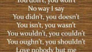 Billy Gilman - You Don't You Won't