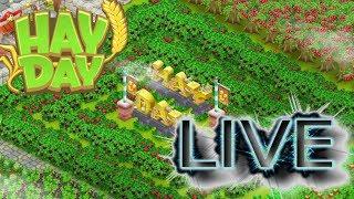 Hay Day Live 😊 Blüten Derby 🌷 🌹 | Farming | Shopping | Schiff Event Vorbereitung