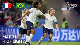 France v Brazil - FIFA Women's World Cup France 2019™