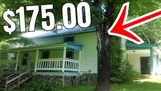 I Paid $175.00 To Metal Detect Old Bed & Breakfast. The Rest is History!
